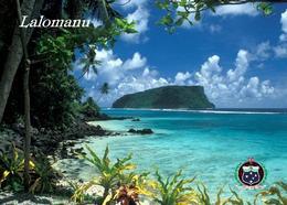 Samoa Upolu Lalomanu New Postcard - Samoa