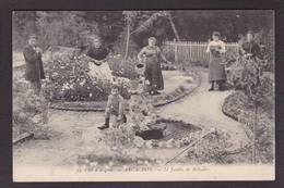 CPA Gironde 33 Arcachon Jardin Public Non Circulé - Arcachon
