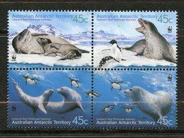 Territoire Antarctique Australien (AAT) , Yvert 145/148**, Scott L118a-d**, MNH - Territoire Antarctique Australien (AAT)