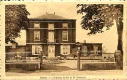 CPA - Belgique - Aiseau - Habitation De M. Le Dr Everaerts - Aiseau-Presles