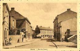 CPA - Belgique - Aiseau - Rue Du Centre - Aiseau-Presles