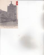 CPA 75 PARIS-MONTMARTRE ,Montage De La Savoyarde De 18.835kg. Dans Le Sacré-Coeur.(1907)CLOCHE... - Sacré Coeur
