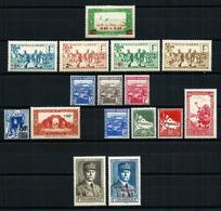 Argelia (Francesa) 6 Series*/** Nº 147/... - Algerije (1924-1962)