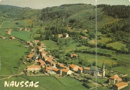 (NAUSSAC )( 48 LOZERE ) VUE GENERALE - France
