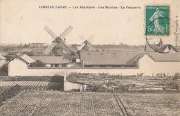 JARGEAU - LES ABATTOIRS - LES MOULINS - LA FECULERIE - Jargeau