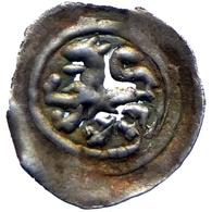Strasbourg - Henri De Staleck - Denier Au Lion (8569) - 476-1789 Monnaies Seigneuriales