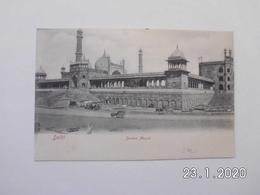 Delhi. - Jomma Musjid. - India