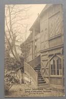 Institut Saint-André - Tournai, Cours D'éducation Familiale - Un Coin Du Jardin - Nels - Vers 1920-30 - Doornik