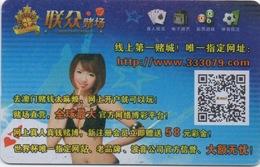 Carte On-Line Casino Macau Macao - Cartes De Casino