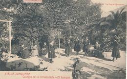 LA JUNQUERA - N° 176 - COLEGIO DE LA INMACULADA - EL BOSQUE - Gerona