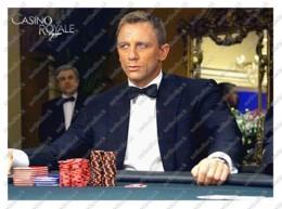 Ukraine   Postcard   007 James Bond: Casino Royale (2006)   Daniel Craig   Film   Cinema - Actors
