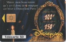 Disneyland Paris : Hiver 02/95 Tirage 500000 Ex - Disney