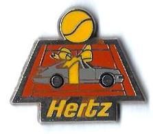 TENNIS - T57 - ROLAND GARROS - HERTZ - Verso : AMC 93 - Tennis