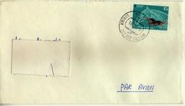 Russia & USSR Tallinn Estonia - 1970 Letter Via Yugoslavia Skopje - Stamp : 1968 Soviet Horse-Breeding - 1923-1991 URSS