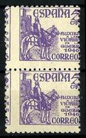 España Nº 1062dv Nuevo. Cat.25€ - 1951-60 Unused Stamps