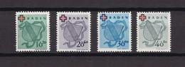 Franz. Zone - Baden - 1949 - Michel Nr. 42/45 A - Ungebr. - 45 Euro - Französische Zone