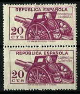 España NE-48N Charnela. Cat.33€ - 1931-50 Unused Stamps