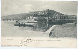 Namen - Namur - Le Vonfluent De La Sambre Et De La Meuse - Dr Trenkler Co - 1904 No 27073 - Namur