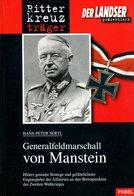Ritterkreuzträger Generalfeldmarschall Von Manstein - Bücher