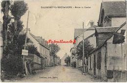 Egliseneuve-d'Entraigues - Route De Condat - France