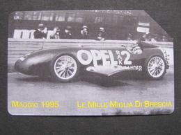 ITALIA - 3343 C&C 248 GOLDEN - PRIVATE PUBBLICHE - MILLE MIGLIA 1995 - USATA - Italië