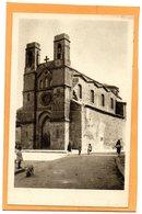 Caltagirone Italy 1930 Postcard - Catania