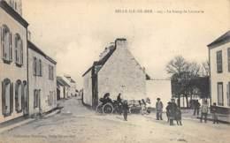 Belle-Île-en-Mer - Le Bourg De Locmaria - Belle Ile En Mer