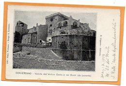Conversano Italy 1900 Postcard - Italia