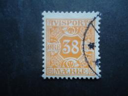DENMARK  USED  STAMPS    38   JOURNAUX  2 PHOTO  1908-15 - Danemark