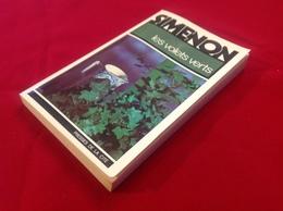"""1979, SIMENON, """"LES VOLETS VERTS"""", ÉDITIONS PRESSES DE LA CITÉ - Simenon"""