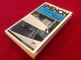 """1979, SIMENON, """"LES ANNEAUX DE BICÊTRE"""", ÉDITIONS PRESSES DE LA CITÉ - Simenon"""