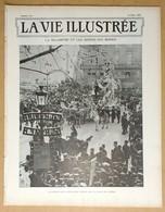 La Vie Illustrée N°178 Du 14/03/1902 La Mi-carême - L'homme Au Masque De Fer - Départ Des Goëlettes Dunkerquoises - Journaux - Quotidiens