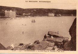 Trebeurden -   La  Belle  Plage  De  Tresmeur  à  Mer  Haute. - Trébeurden