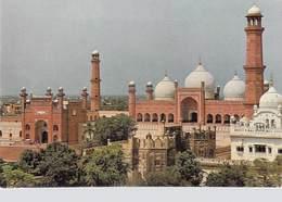 Asie-PAKISTAN LAHORE Badshahi Mosque  Mosquée *PRIX FIXE - Pakistan