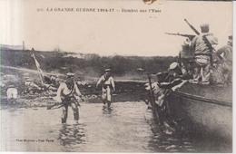 Combat Sur L'Yser    Guerre 1914-1916   1918 - Andere