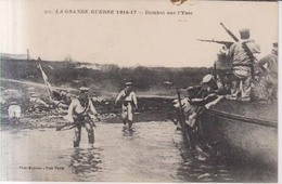 Combat Sur L'Yser    Guerre 1914-1916   1918 - Sonstige
