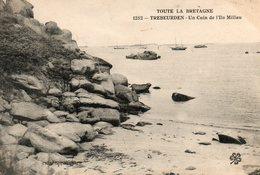 Trebeurden -    Un  Coin  De  L' Ile  Millau. - Trébeurden