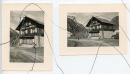 PHOTOGRAPHIE ANIMÉE Ancienne. Chalet MEIJE PHOTO - Luoghi
