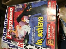 STUPENDA RIVISTA ESPRESSO - Libri, Riviste, Fumetti