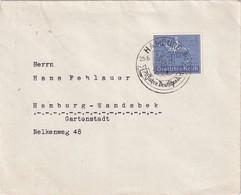 ALLEMAGNE 1939  LETTRE DE HAMBURG - Deutschland