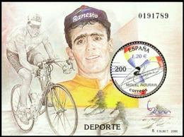 EXPOSICION FILATELICA ESPAÑA 2000 - AÑO 2000 - Nº EDIFIL 3760 - 1931-Heute: 2. Rep. - ... Juan Carlos I