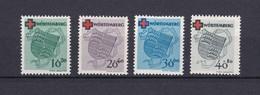 Franz. Zone - Württemberg - 1949 - Michel Nr.40/43 A - Ungebr. - 80 Euro - Französische Zone