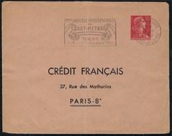 France - Thématique Marianne De Muller - N° 1011C-E - TTB, 1959 - TSC ( Timbré Sur Commande ) Court Métrage - Entiers Postaux