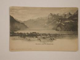 Brunnen Uri-Rothstock - SZ Schwyz
