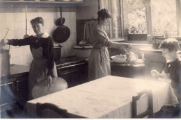 "ANTWERPEN-ANVERS""1STE WO 1917-INSTITUUT PRINS LEOPOLD-KEUKEN"" - Lieux"