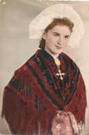 ,costume De Savoie ,valloire (maurienne) - Costumi