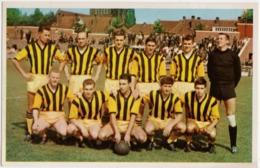 FOOTBALL EQUIPE Berchem Anvers Antwerpen  1962/1963 - Football
