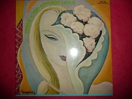 LP N°1756 - DEREK & THE DOMINOS - LAYLA - COMPILATION 2 LP 14 TITRES  - UN GRAND CLASSIQUE POUR LES ANCIENS COMME MOI - Rock