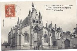 CPA - Thouars Le Château - Thouars