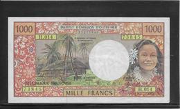 Territoires Du Pacifique - 1000 Francs - Pick N°2 - SPL - Billets